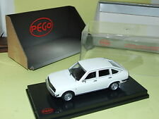 Lancia beta white pego 1/43