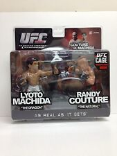 RANDY COUTURE VS LYOTO MACHIDA ROUND 5 VERSUS SERIES 2 UFC FIGURE (2-PACK)