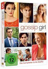 5 DVD-Box ° Gossip Girl - Staffel 5 ° NEU & OVP