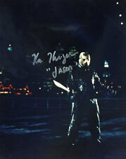 KEN KIRZINGER Friday The 13th Jason Voorhees Autograph Signed UACC AFTAL DEALER