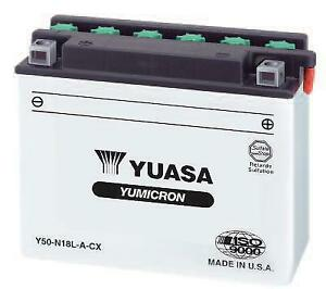 Yuasa Yumicron Battery  YB7L-B