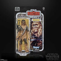 "Star Wars Black Series Chewbacca 40th Anniversary ESB 6"" Action Figure *IN STOCK"