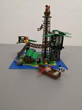Lego 6270 Forbidden Island Vollständig inkl. Bauanleitung und aller Minifiguren