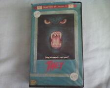 vintage Regal Video - They (1970s) VHS RARE horror aliens Nick Holt Debbie Pick