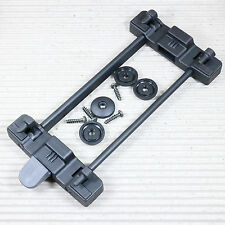 Tubus SNAPIT System Adapter Lochabstand 195 x 100 mm für Racktime Gepäckträger