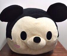 "Disney Tsum Tsum Large Mickey Mouse Plush Mickey Mouse Stuffed Toy/Pillow 20"""