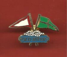 Pin's pin DRAPEAUX CORDE OLD RIVER FLAG (ref CL06)