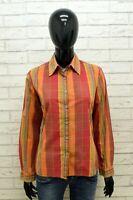 Camicia da Donna Marlboro Classics Taglia 40 Maglia Camicetta Blusa Shirt Woman