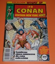 COLECCION WHAT IF  Nº 1  Y SI CONAN VISITARA NEW YORK HOY