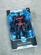 MF15601: McFarlane DC Armored Wave 1 Batman Hellbat Suit 7-Inch Action Figure