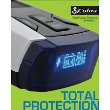 Cobra SPX6655IVT Radar Detector w/ OLED Display/Voice/IVT Filter New Sealed