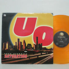 URGE OVERKILL - SATURATION LP 1993 EU ORIG ORANGE VINYL GEFFEN NIRVANA MUDHONEY