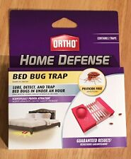 Ortho Home Defense Bed Bug Traps ~ Contains 2 Traps per box