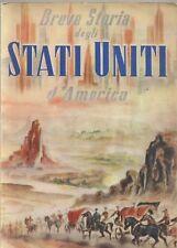 BREVE STORIA DEGLI STATI UNITI D AMERICA 1960 A cura ufficio informazioni USIS
