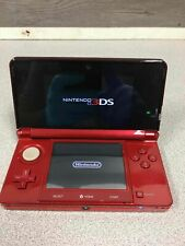 Nintendo 3DS Video Game Handheld Console Only