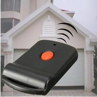 Remote Control Garage Door Transmitter 1 Button Key-chain Switch Linear 10 Dip