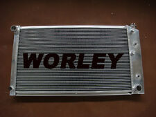 3 core aluminum radiator for Pontiac Grand Prix V8 1967-1977