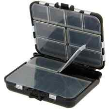 Black Terminal Tackle Carp Fishing Small Bit Box 120 x 105 x 33 mm