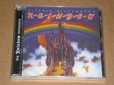 RAINBOW - RITCHIE BLACKMORE'S RAINBOW - CD REMASTERED SIGILLATO (SEALED)