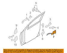 HYUNDAI OEM 10-12 Santa Fe Front Door-Lock Actuator 813100W000 (DRIVERS SIDE)
