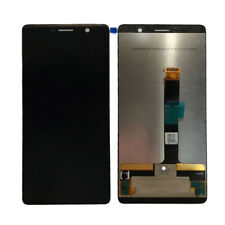 For Nokia 7 Plus TA-1046 1055 1062 LCD Display Touch Screen Digitizer Assembly