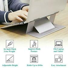 "Adjustable Invisible Portable Folding Laptop Stand For MacBook 6.69""/L W 8. O3Q7"