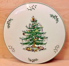"Spode ""Christmas Tree"" Pattern Cake Stand (Unused)."