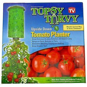 Topsy-Turvy Upside Down Tomato Planter - Brand New