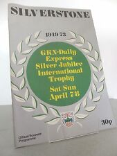 Silverstone GKN-Daily Express International Official Programme 7th April 1973