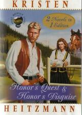 Honors Quest&Honors Disguise (2 in 1 Volume) (Ro