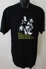 Foo Fighters Australian Tour 2008 Men's T-Shirt Size Large