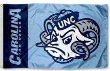 New listing North Carolina Tar Heels Flag 3X5Ft Banner Man Cave Us Seller
