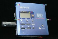 SONY MZ R55 MINIDISC PLAYER RECORDER MD WITH MICROPHONE TOSHIBA.