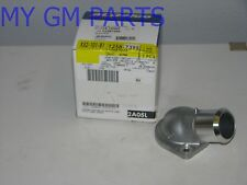2007-2009 HUMMER H2 WATER PUMP INLET HOUSING THERMOSTAT HOUSING GM  12587395