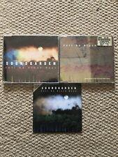 SoundGarden - Fell On Black Days - 3 CD Singles