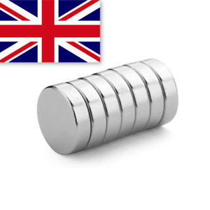 10 x Super Strong Neodymium Magnets Geocaching Micros - Make Your Own Geocaches