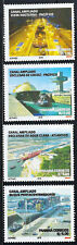 PANAMA CANAL 2018 NEW COMPLETE SERIES $10.00 FACE VALUE MNH