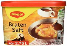 One Box Maggi Bratensaft / Roast juice Sauce for 2,75L New from Germany