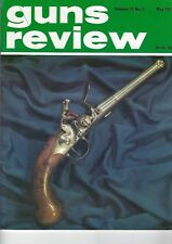 GUNS REVIEW - TWO ISSUES FROM 1977 (May and June)