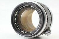 Exc+5 CANON 50mm F1.8 Leica Screw Mount Rangefinder L39 LTM Lens Japan #2011-14