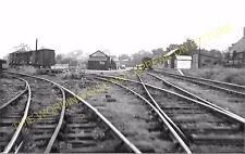 Easingwold Railway Station Photo. Alne Line. Easingwold Railway. (19)