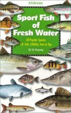 New Book - Sport Fish of Fresh Water - All Popular Species by Vic Dunaway