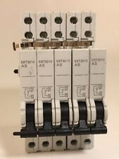 Siemens Auxiliary Circuit Switch 5ST3010 *Lot of 5 Breakers
