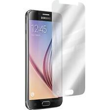 2 x Samsung Galaxy S6 Film de Protection Miroir Protecteurs Écran