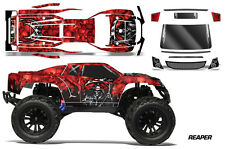 RC Body Graphics Kit Decal Sticker Wrap For Vaterra Halix Monster Truck REAPER R