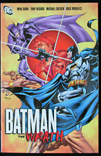 BATMAN THE WRATH BY BARR & BEDARD~ DC COMICS BRAND NEW TPB