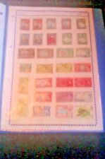 Folder British Stamps  German French  Plus Others Loose