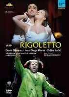 Diana Damrau / Fabio Luisi / Juan - Verdi: Rigoletto Nuevo DVD