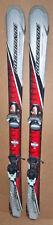110 cm Rossignol RPM skis bindings + size 1 junior ski boots + poles