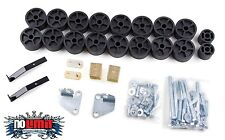 "Chevy GMC 1.5"" Body Lift Kit 1999-2002 1500 Zone Offroad #C9154 sierra silverado"